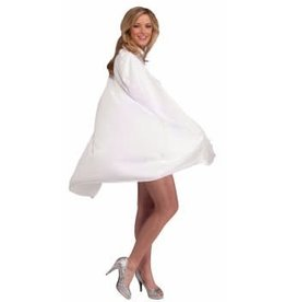 "Forum Novelties CAPE-45"" WHITE"