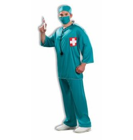 Forum Novelties SURGEON SCRUBS-PLUS
