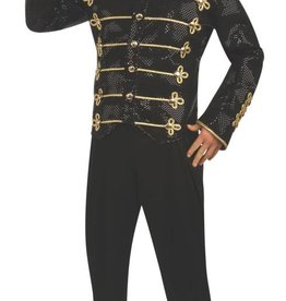 Rubies Costumes MICHEAL JACKSON MILITARY JACKET -LARGE-