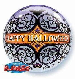Qualatex Halloween bubble