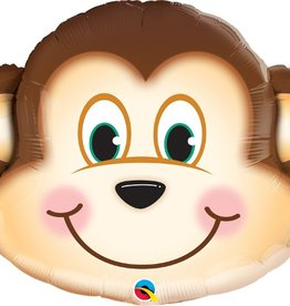 "Qualatex 32"" Mischievous Monkey"