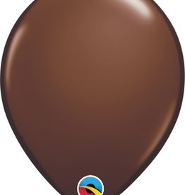 "Qualatex 05"" Chocolate Brown 100ct"