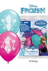 "Qualatex 12"" Frozen 6CT"