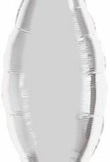 """Qualatex 13"""" Silver / Air FIll Tapper (*each)"""
