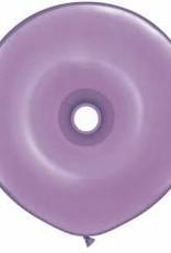 "Qualatex 16"" DONUT SPRING LILAC 25CT"