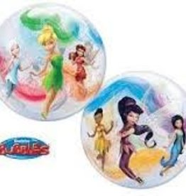 "Qualatex 22"" DISNEY FAIRIES BUBBLE"