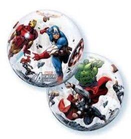 "Qualatex 22"" Bubble - Marvel's Avengers Assemble"