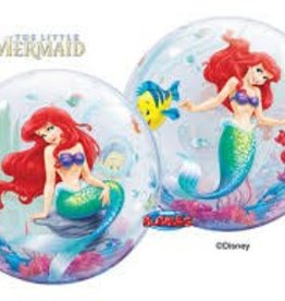 "Qualatex 22"" THE LITTLE MERMAID BUBBLE"