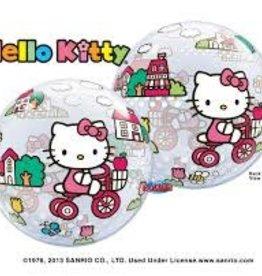 """Qualatex 22"""" Bubble - Hello Kitty"""