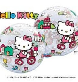 "Qualatex 22"" HELLO KITTY BUBBLE"