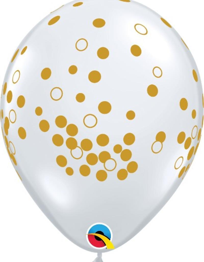 """11"""" Confetti Dots"""