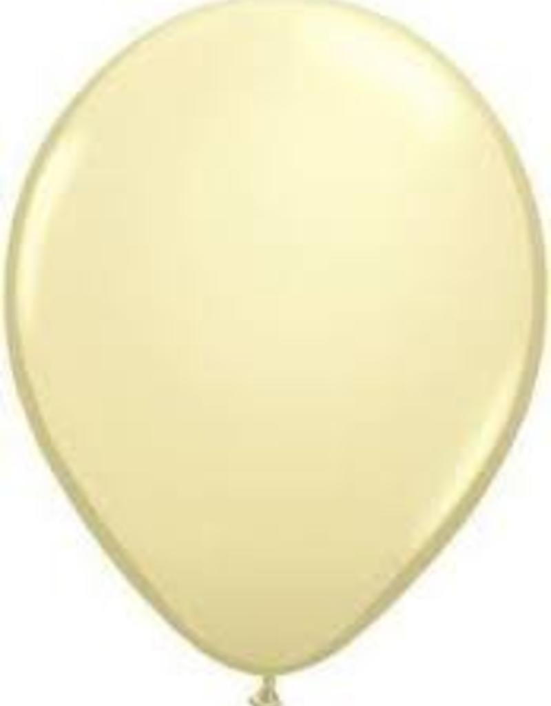 "Qualatex 05"" IVORY SILK 100CT"