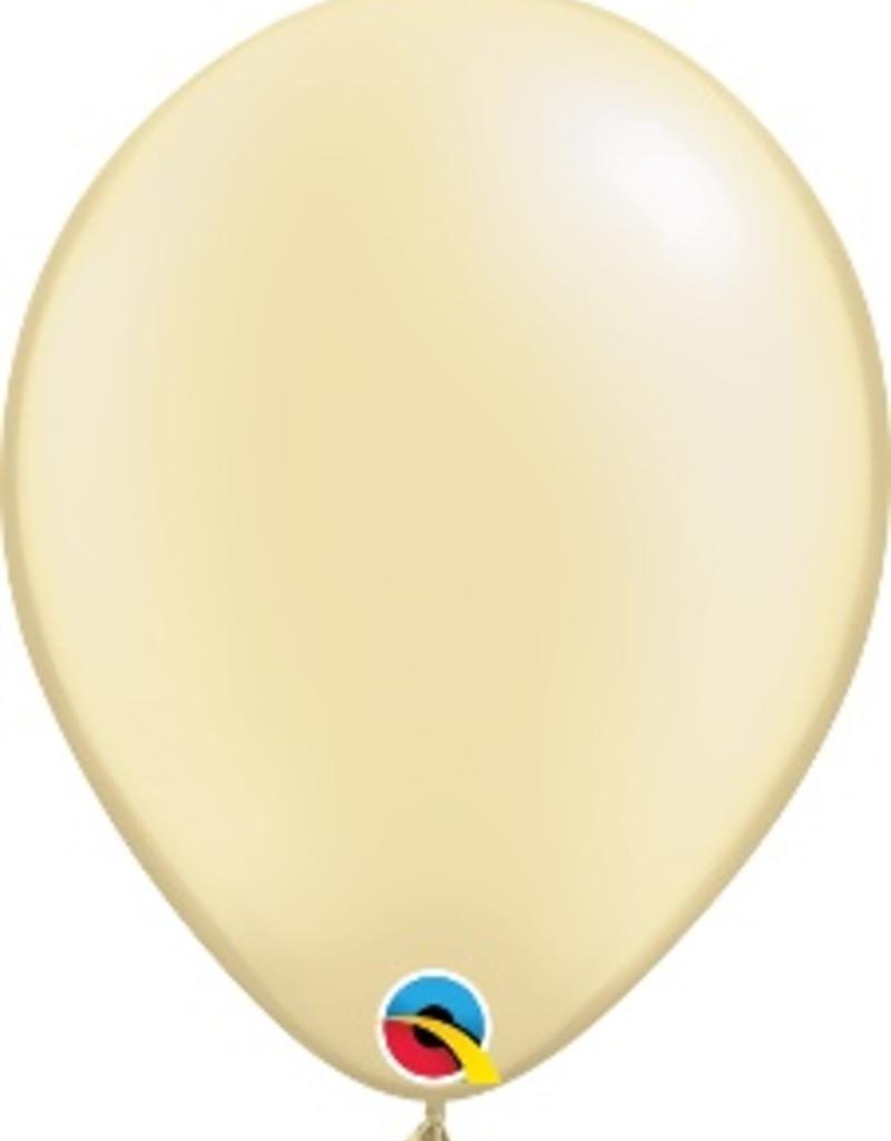 "Qualatex 11"" Pearl Ivory 100CT"