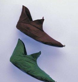 Rubies Costumes Brown/Green Elf Shoes