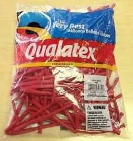 Qualatex 260Q Red 100ct
