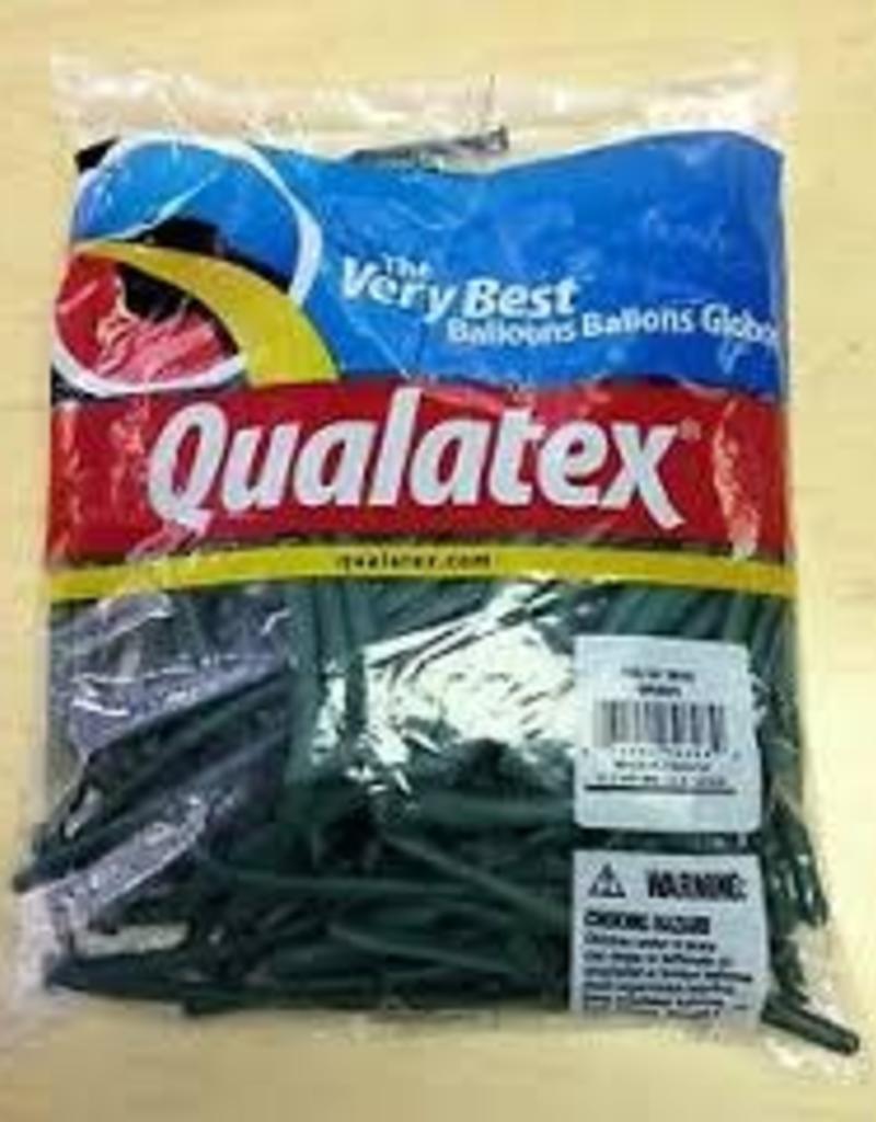 Qualatex 260Q Green 100ct
