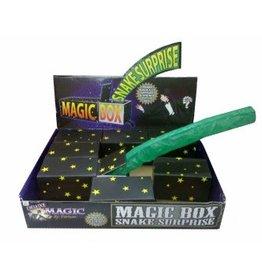 Forum Novelties Magic SNAKE SURPRISE BOX-SMALL-12/DS