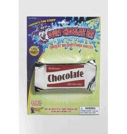 Forum Novelties Squirt Chocolate Bar