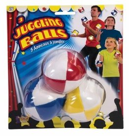 Forum Novelties JUGGLING BALL SET