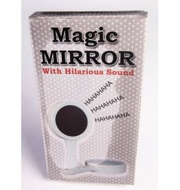 Forum Novelties Laughing Mirror - 8.5""