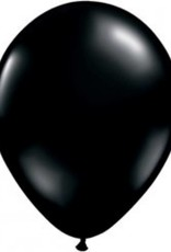 "Qualatex 05"" ONYX BLACK 100CT"