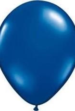 "Qualatex 05"" SAPPHIRE BLUE 100CT"