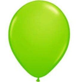 "Qualatex 11"" Lime Green 100ct"