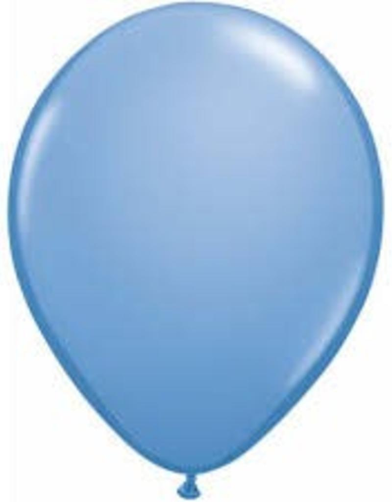 "Qualatex 11"" Periwinkle 100ct"