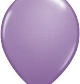 "Qualatex 11"" RND SPRING LILAC 100CT"