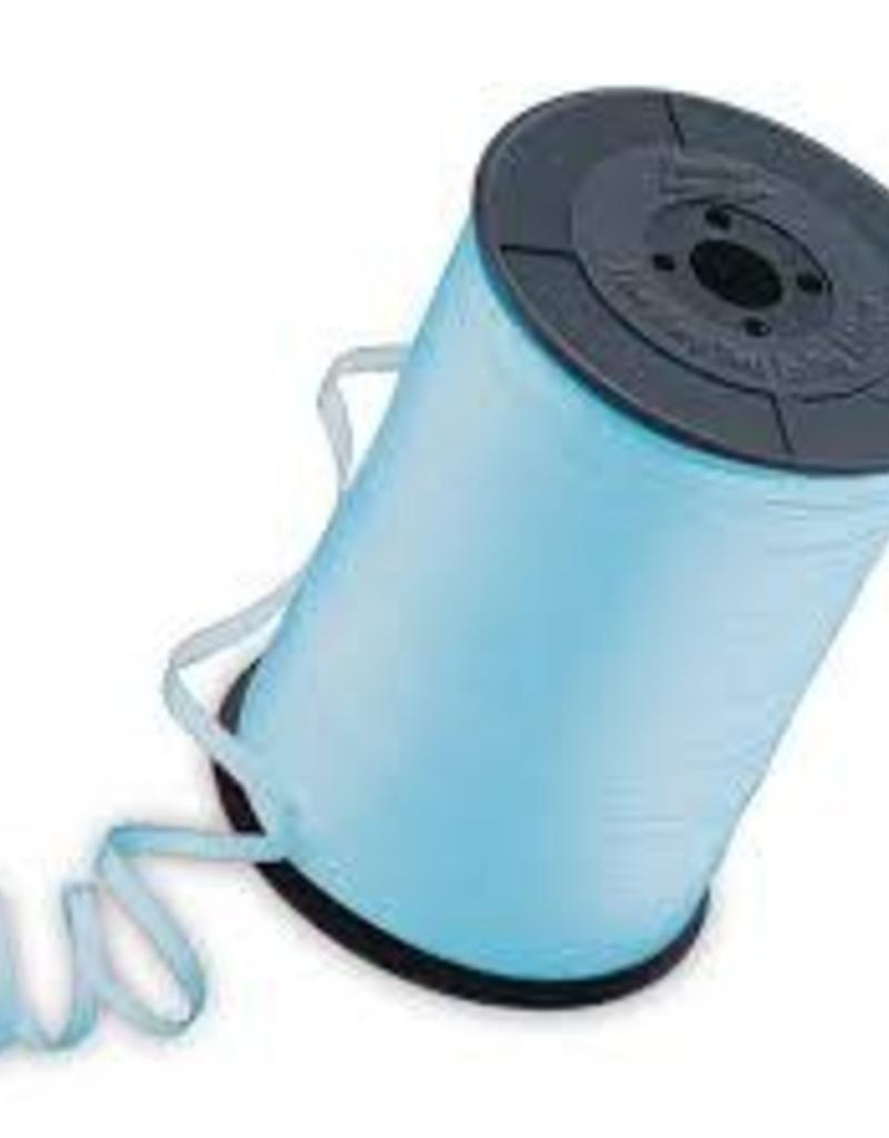 "Qualatex 3/16"" Light Blue Ribbon 500yds"