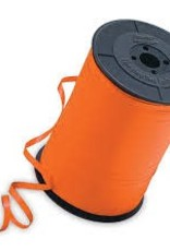 "Qualatex 3/16"" Orange Ribbon 500yds"