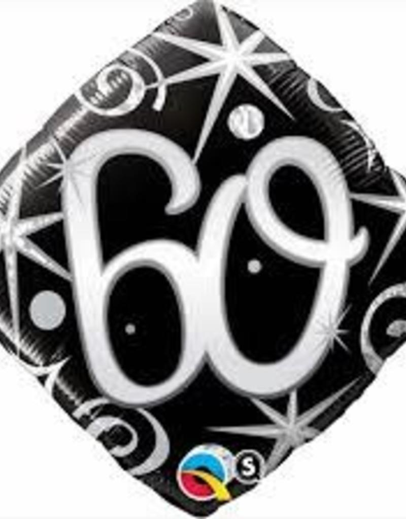 "Qualatex 18"" 60 Elegant Sparkles & Swirls"