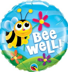 "Qualatex 18"" Bee Well"