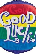 """18"""" Good Luck"""