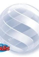 "20"" Deco Bubble - Swirls All Around"
