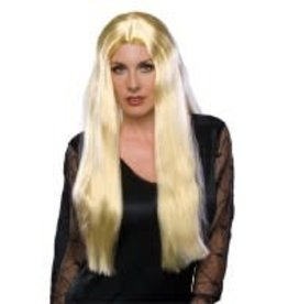 """Rubies Costumes 24""""WITCH WIG-BLONDE"""