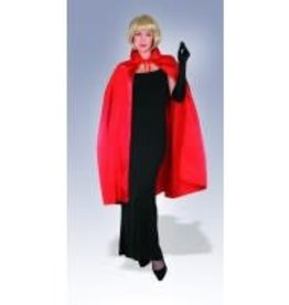Rubies Costumes RED SATIN CAPE