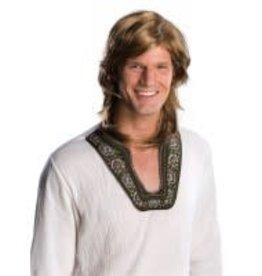 Rubies Costumes 70'S GUY WIG- BROWN