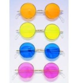 Rubies Costumes 70'S ROUND GLASSES (Per pair)