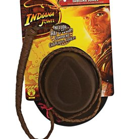 Rubies Costumes INDIANA JONES HAT & WHIP SET