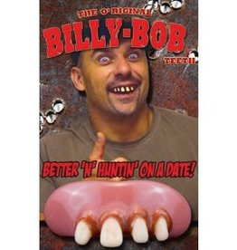 BILLY BOB ORIGINAL TEETH