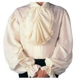 Rubies Costumes COLONIAL CAVALIER SHIRT XLARGE