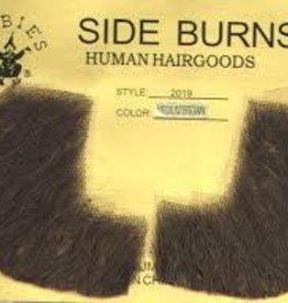 Rubies Costumes HUMAN HAIR SIDEBURNS LIGHT BROWN