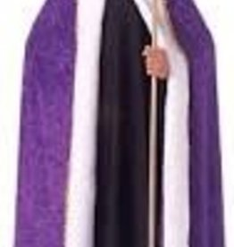 Rubies Costumes KING'S ROBE PURPLE VELVET -One Size-