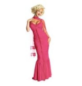 Rubies Costumes MARILYN MONROE PINK DRESS - XS