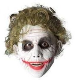 Rubies Costumes THE JOKER SOFT FOAM LATEX MASK