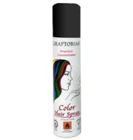 Graftobian GRAFTOBIAN HAIRSPRAY BLACK 150ML