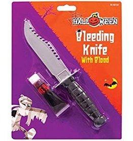 BLEEDING KNIFE