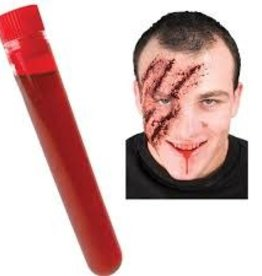 CINEMA SECRETS MOUTH BLOOD CARDED