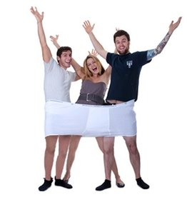 Worlds Largest Underpants